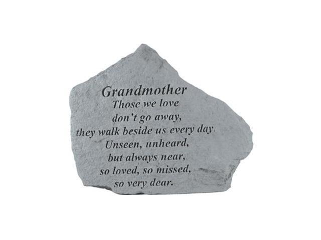 Kay Berry- Inc. 15220 Grandmother Those We Love - Memorial - 6.875 Inches x 5.5 Inches