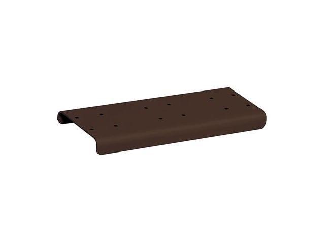 Salsbury Industries 4882BRZ Spreader 2 Wide for Rural Mailboxes and Townhouse Mailboxes - Bronze