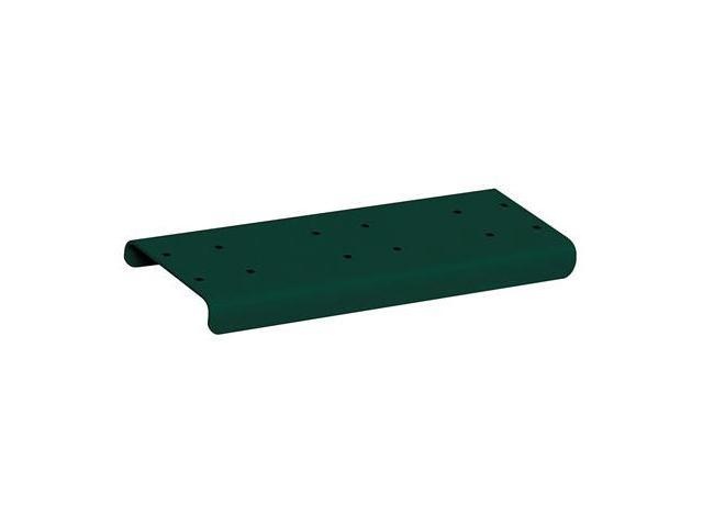 Salsbury Industries 4882GRN Spreader 2 Wide for Rural Mailboxes and Townhouse Mailboxes - Green
