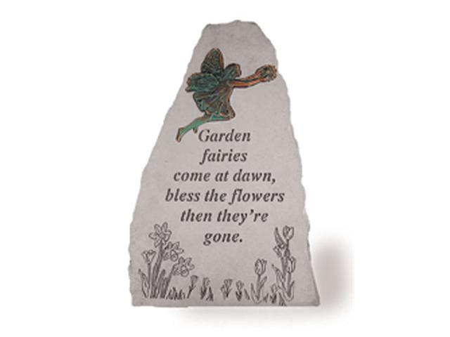 Kay Berry 05690 Garden Fairies Come at...with Metal Fairy-verde