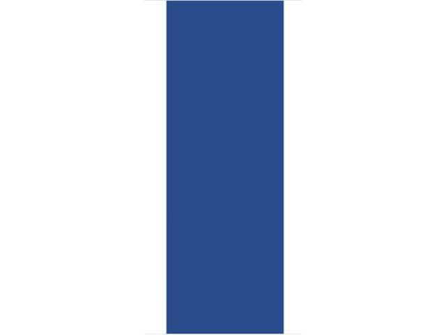 Salsbury Industries 3125BL Rear Cover for Rotary Mail Center - Blue