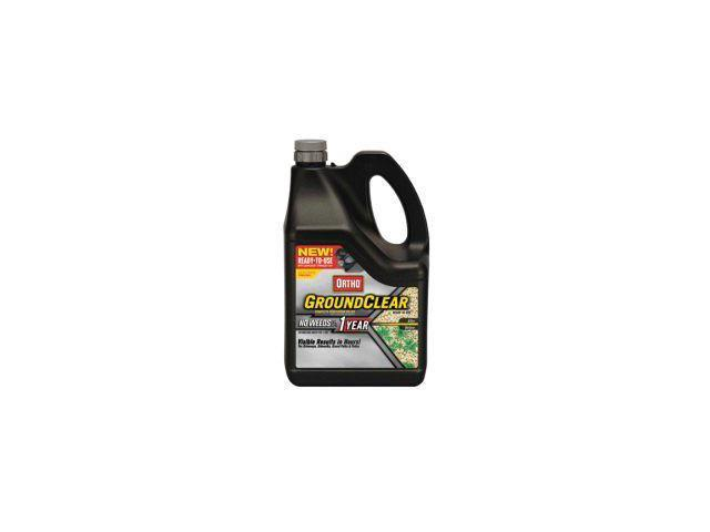 Scotts Ortho Business Grp Groundclear Vegetation Killer 1.25 Gallon Pack Of 4 - 0435610