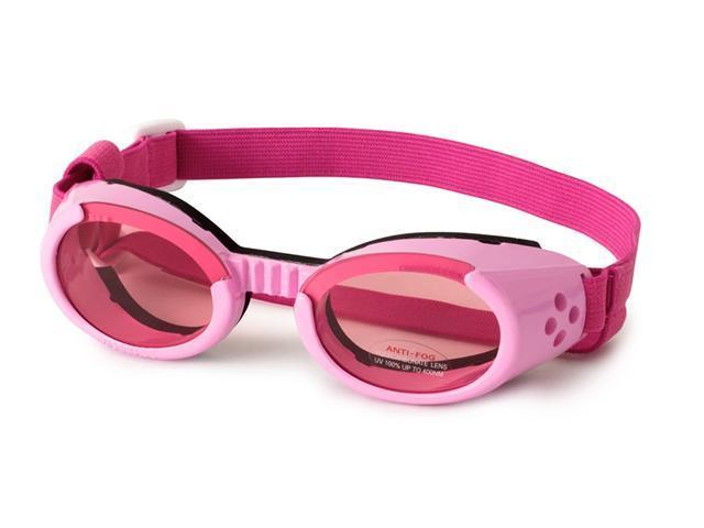 Doggles DGILLG02 Large ILS - Pink Frame - Pink Lens