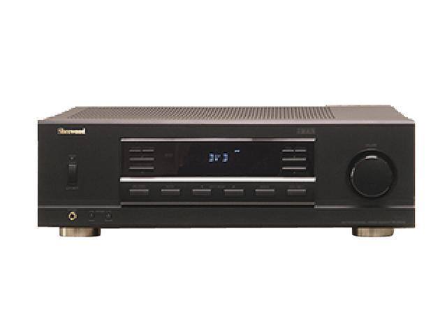 Sherwood RX5502 100 Watt RMS Dual-Zone Stereo Receiver - Black