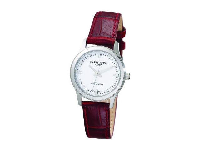 Charles-Hubert- Paris Womens Quartz Watch #6706