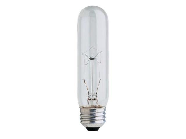 T10 40 Watt T10 Tubular Appliance Bulb Clear Feit Electric Light Bulbs Bp40t10