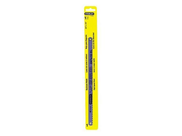 Stanley Hand Tools 10 in. 24 Tooth Hacksaw Blade  15-804A