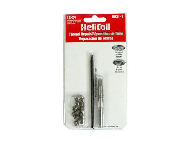 Helicoil HEL5521-1 Kit 12-24