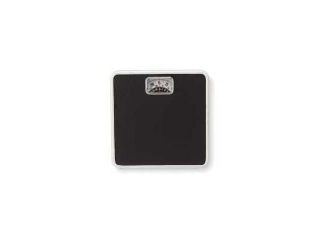 Metro 20044074 Taylor Bath Scale- Analog- Cap 300 Lb- Black Mat