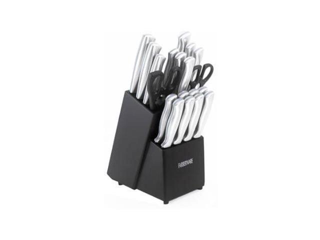 Farberware 5070929 25 Piece Set Farberware Serrated-Edge Cutlery