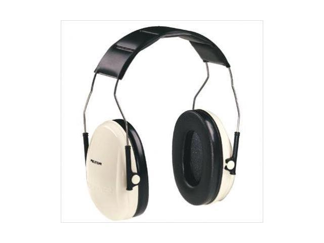 3M Peltor H6A\V Optime 95 Over-the-Head Earmuffs, Hearing Conservation, 1 Each