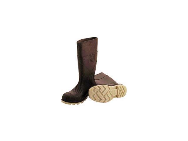 Size 8 Knee Boots, Men's, Brown, Plain Toe, Tingley