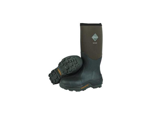 Muck Boot Company 1707402 Wetlands Tan-Bark M9-W10