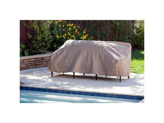 Duck Covers MSO Patio Sofa Cover with Duck Dome Newegg