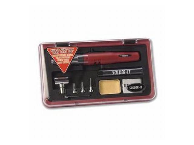 Solder-It ES-640CK Multi-function 4 In 1 Heat Tool Kit.