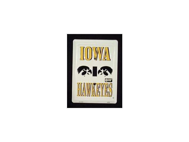 Iowa Hawkeyes Light Switch Covers (single) Plates LS10136