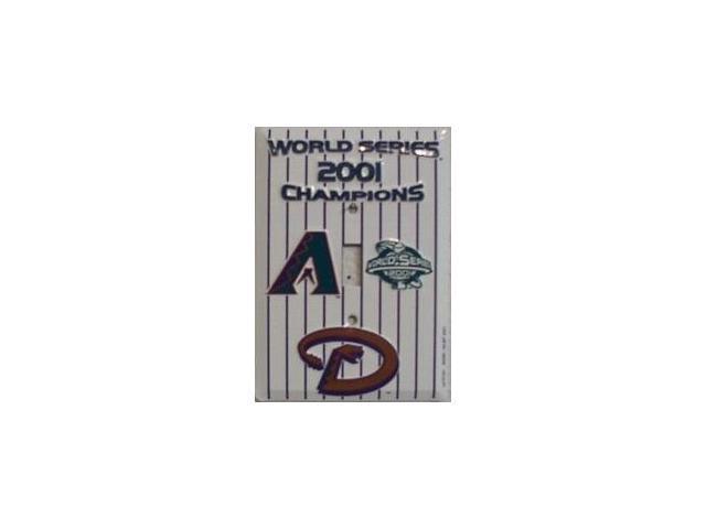 AZ Arizona Diamondbacks Light Switch Covers (single) Plates LS10154