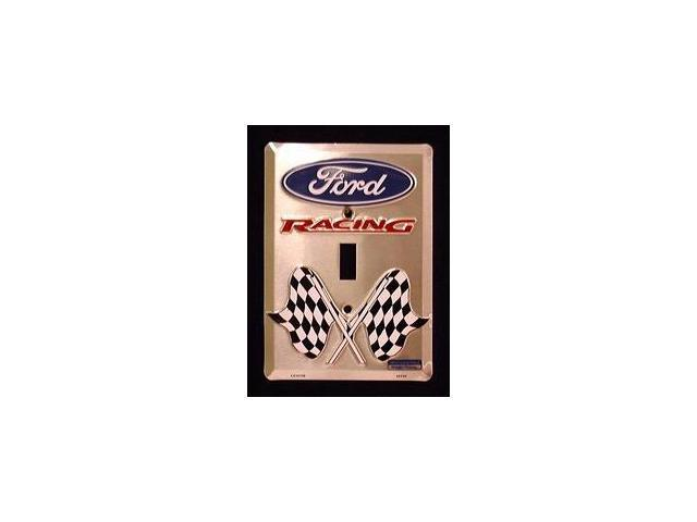 Ford Racing Light Switch Covers (single) Plates LS10156