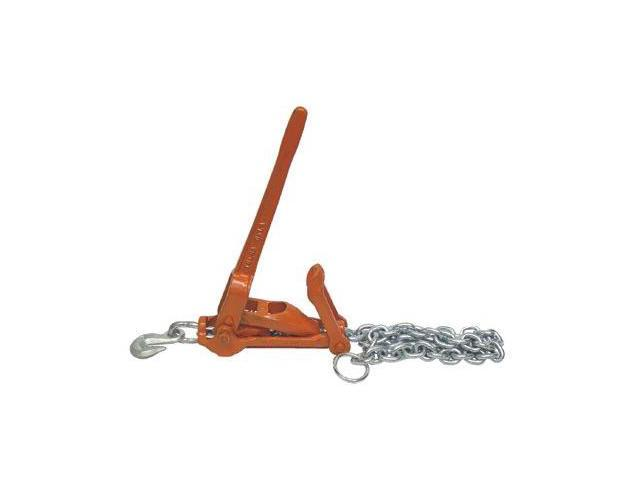 J.E. Shaffer 661-STANDARD 3-8 Inch Comealong W-5'Chain& 47 Inch Travel