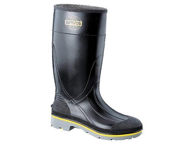 Servus 617-75109-12 15 Inch Xtp Black Knee Boot St