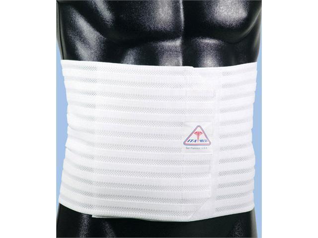 ITA-MED Breathable Elastic Abdominal Binder for Men (9