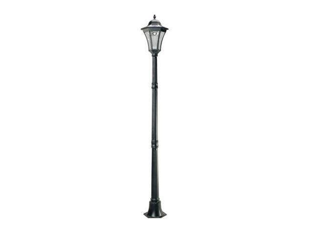 Miracle Products 21010 Nature Power Solar Post Lamp