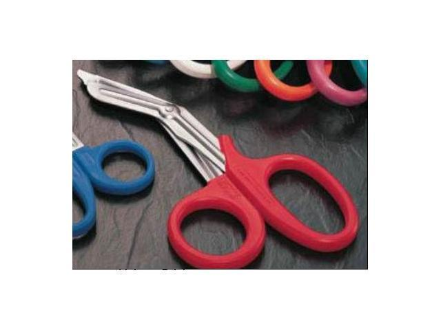 Complete Medical 5605D 7.5 Utility Scissor - Red