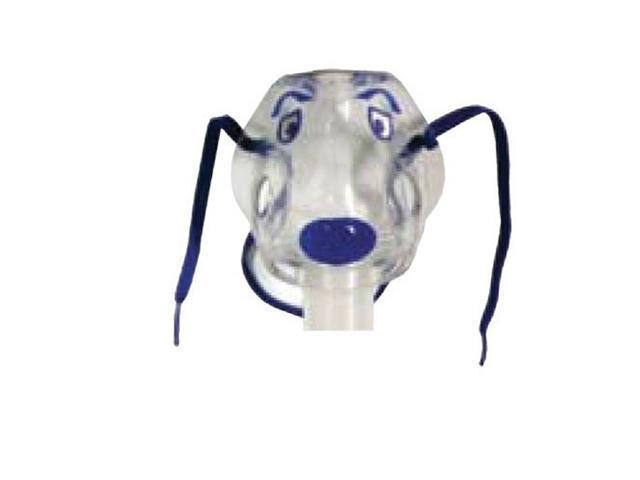 Complete Medical W0312 Disp Nebulizer with Pediatric Spike Mask and 7 Tubing - Each