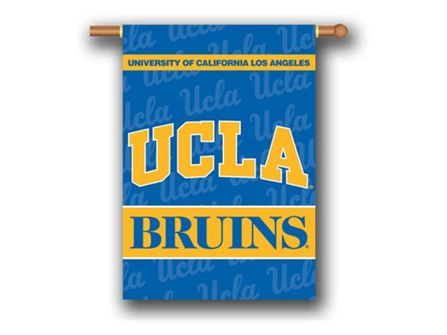 Bsi Products 96053 2-Sided 28'' X 40'' Banner W/ Pole Sleeve - Ucla Bruins