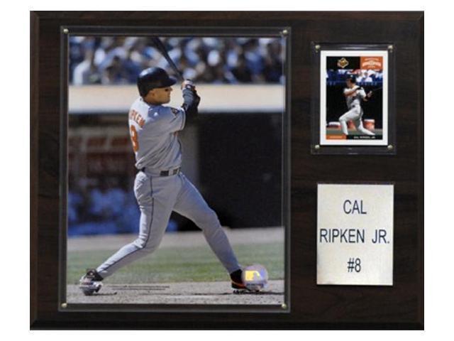C & I Collectables 1215CALRIP MLB Cal Ripken Jr. Baltimore Orioles Player Plaque
