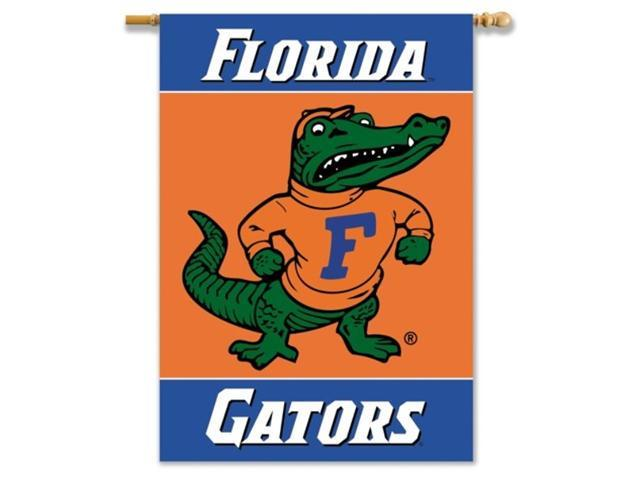 Bsi Products 96109 2-Sided 28'' X 40'' Banner W/ Pole Sleeve - Florida Gators