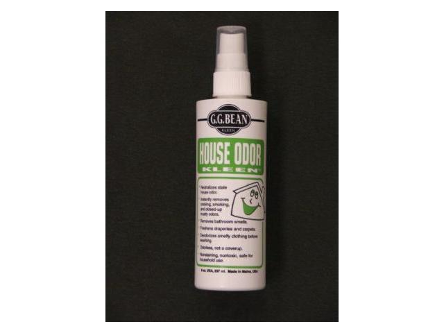 GG Bean House Odor Kleen - 8 oz. - Case of 12