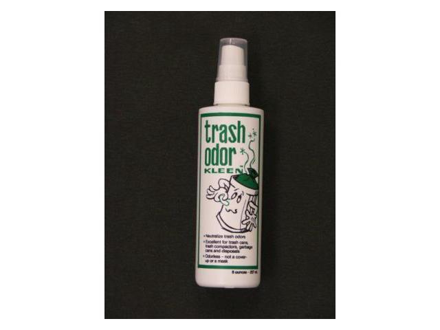 GG Bean Trash Odor Kleen - 8 oz. - Case of 12