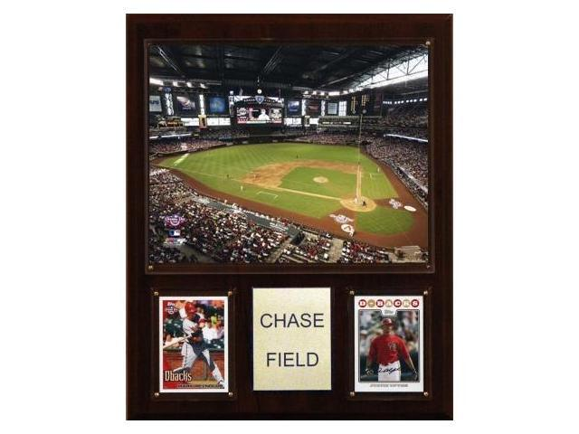 C & I Collectables 1215CHASE MLB Chase Field Stadium Plaque