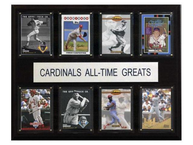 C & I Collectables 1215ATGSTL MLB St. Louis Cardinals All-Time Greats