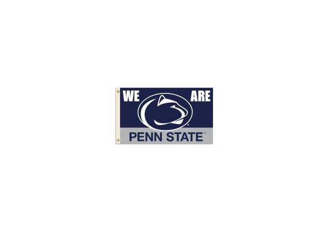 BSI Products 95206 Penn State Nittany Lions- 3 ft. X 5 ft. Flag W-Grommets