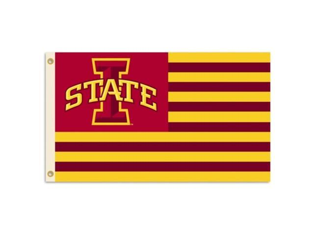Bsi Products 95622 3 Ft. X 5 Ft. Flag W/Grommets - Iowa State Cyclones