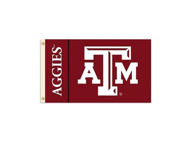 Bsi Products 95130 3 Ft. X 5 Ft. Flag W/Grommets - Texas A&M Aggies