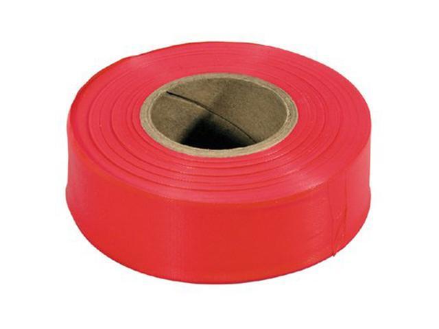 Irwin Strait-Line 586-65901 300-R Flagging Tape Red