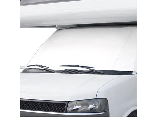 Classic Accessories 78684 RV Windshield Cover - Snow White - Model 4