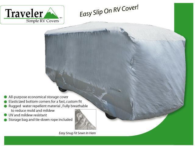 Traveler TSA1820 Traveler Series Class A RV Cover 18 foot -20 foot