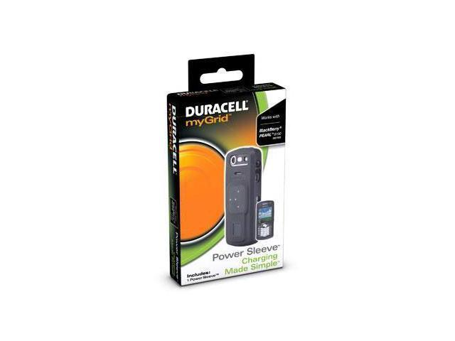 Duracell myGrid Smartphone Power Sleeve for BlackBerry Pearl 000-41333-00358-0