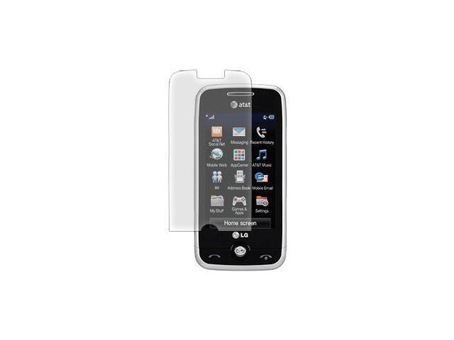 UBS Products LGGS390SP Lg Gs390 Prime Clear Screen Protector - Cell Phone Accessories