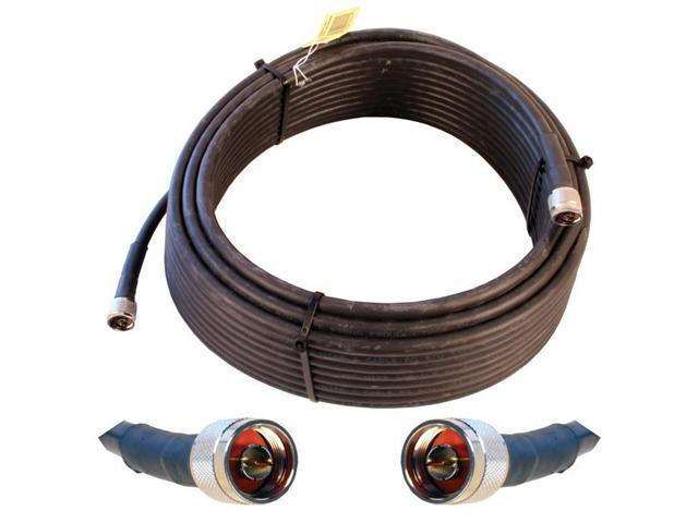 Wilson 952375 Ultra Low Loss Coaxial Cable - 75 Ft