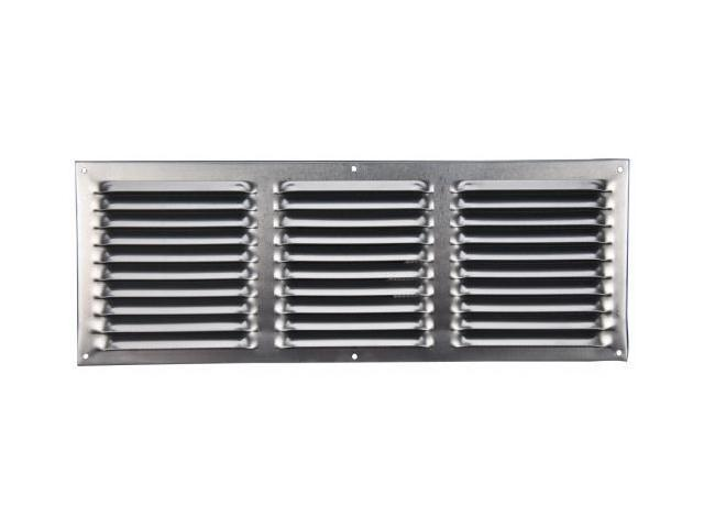 Lomanco 16in. X 6in. Mill Finished Undereave Vent  C616 - Pack of 12