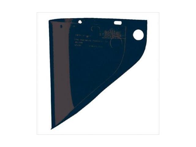 Fibre-Metal 280-4199DGN 9-3-4X19 Drk Green Faceshield .040 Inch