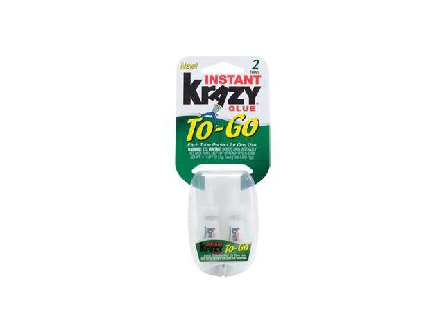 Krazy Glue Singles 2 Pk KG58148INN- Pack of 12