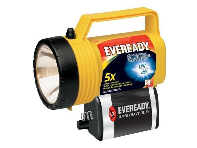 Energizer - Eveready Yellow & Black LED Outdoor Floating Lantern  5109LS