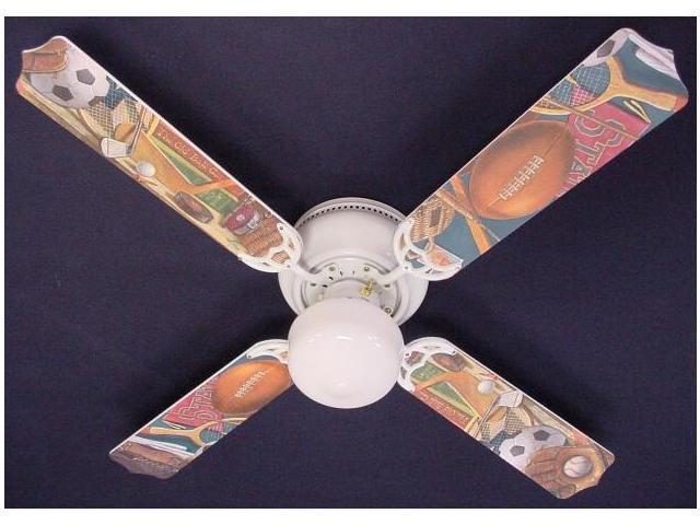 Ceiling Fan Designers 42FAN-KIDS-CS Classic Sports Ceiling Fan 42 in.