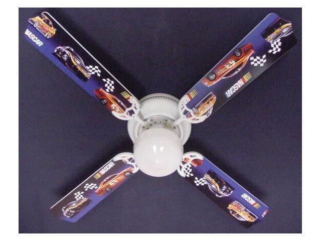 Ceiling Fan Designers 42FAN-KIDS-KNR Nascar Racing Ceiling Fan 42 in.